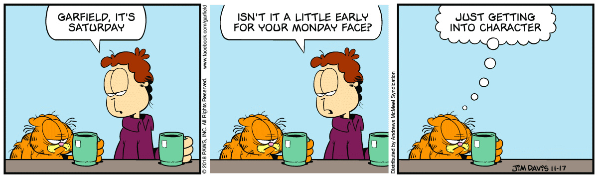 The Best Garfield Memes Memedroid