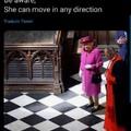 """""""Você pode se mover para qualquer direção"""""""