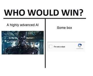 Get rekt terminator - meme