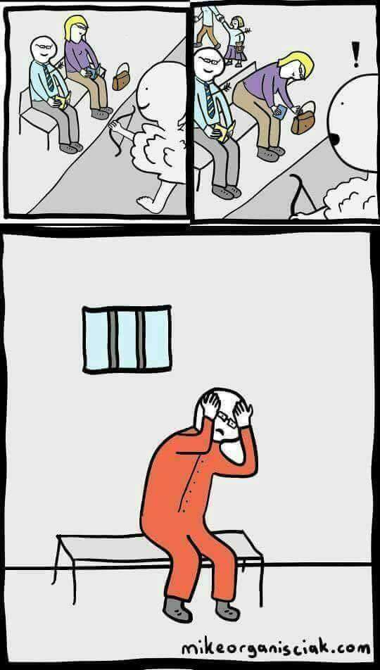 Cupido jodiendo vidas #18 - meme