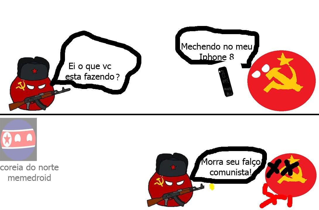 Falsos comunistas - meme