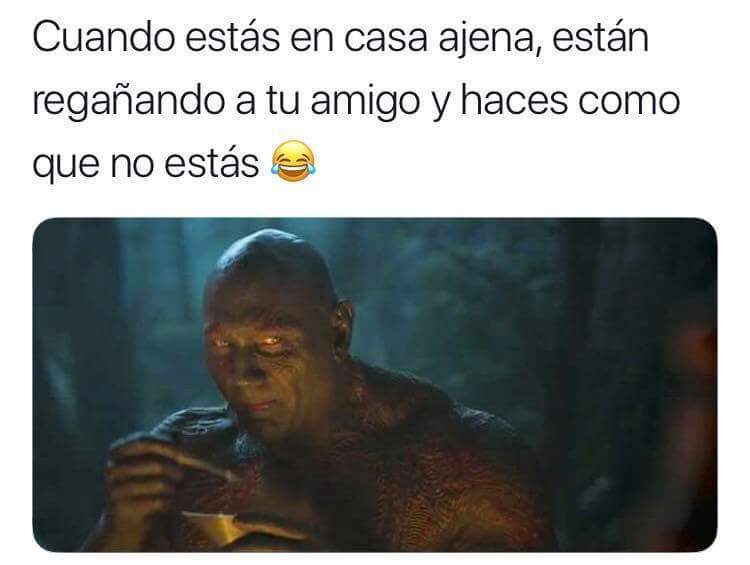 Soy invisible - meme