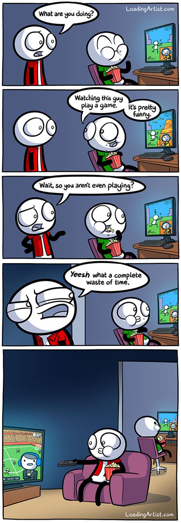 Video games> sports - meme