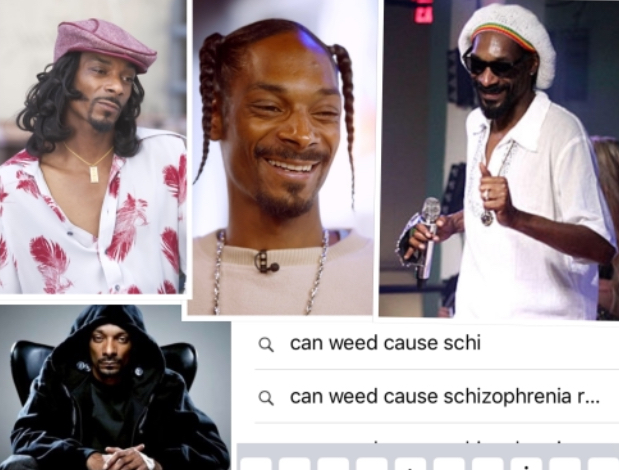 The many personalities of Snoop dogg - meme