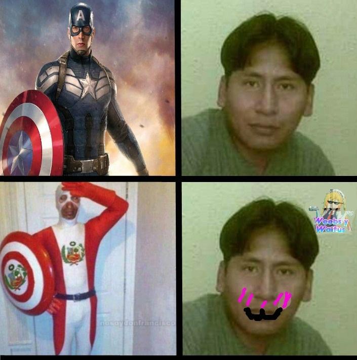 Los memes de peruanos ya pasaron de moda XDDDDDDDDD