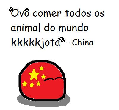 Frase da China - meme