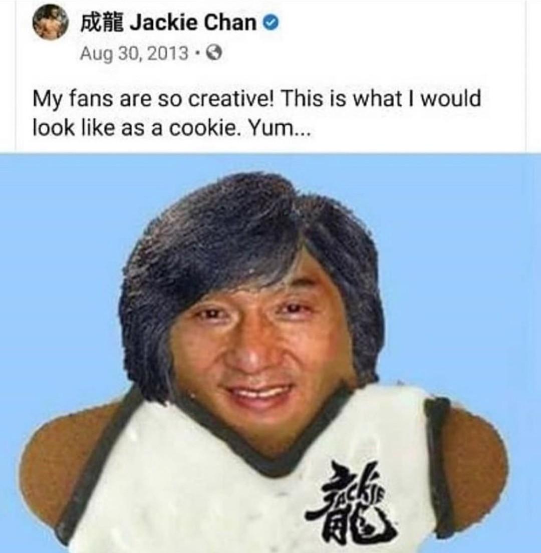 Ja ck  chan - meme