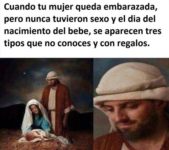La bendición - meme