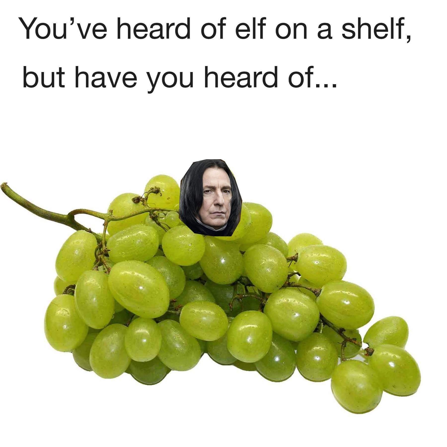 Grape - meme