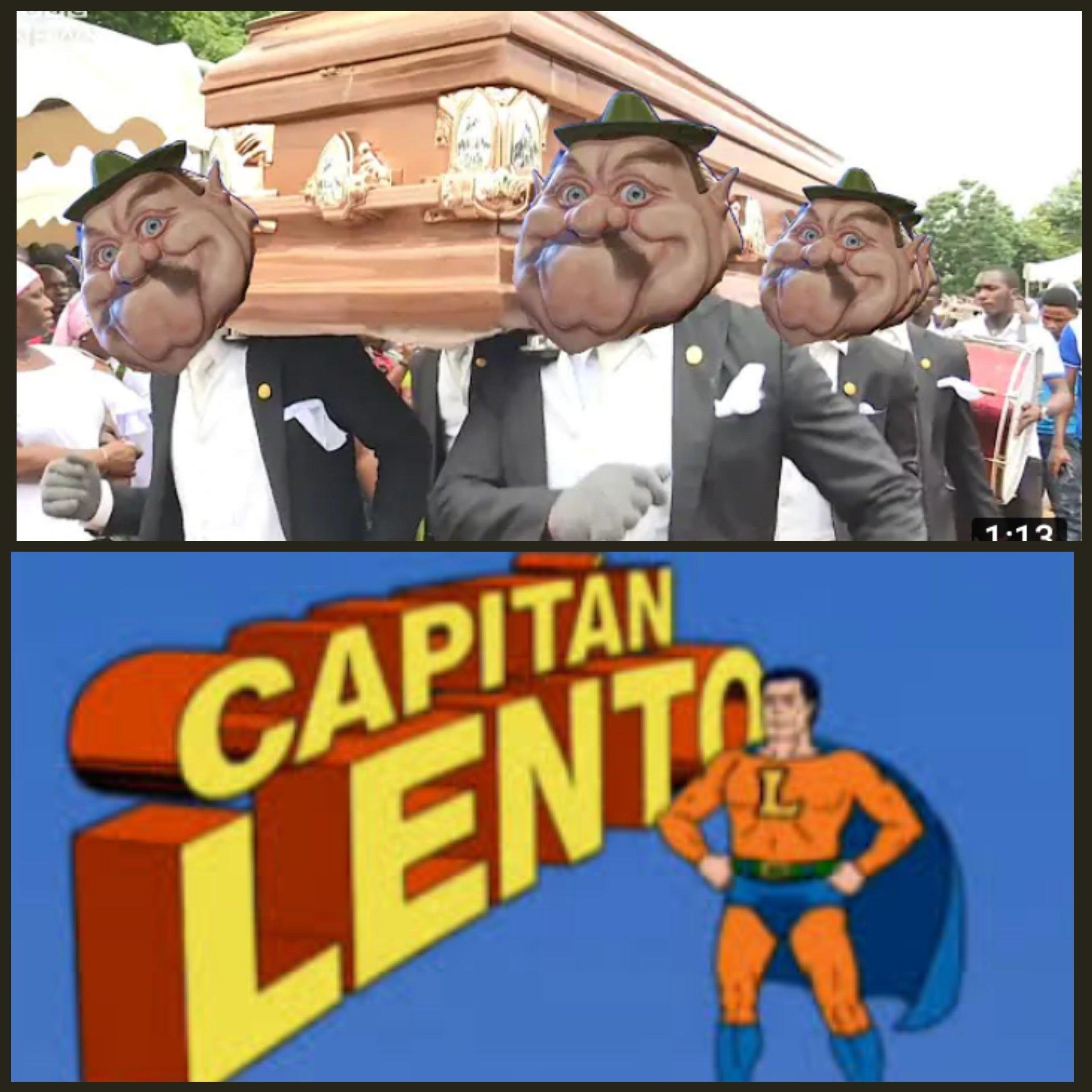 El Coffin dance ya es otro tipo de moda perdida - meme