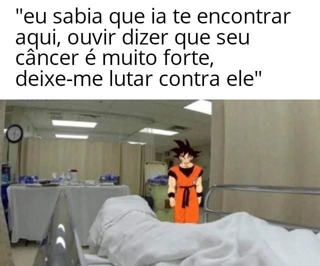 Goku chaotic good - meme
