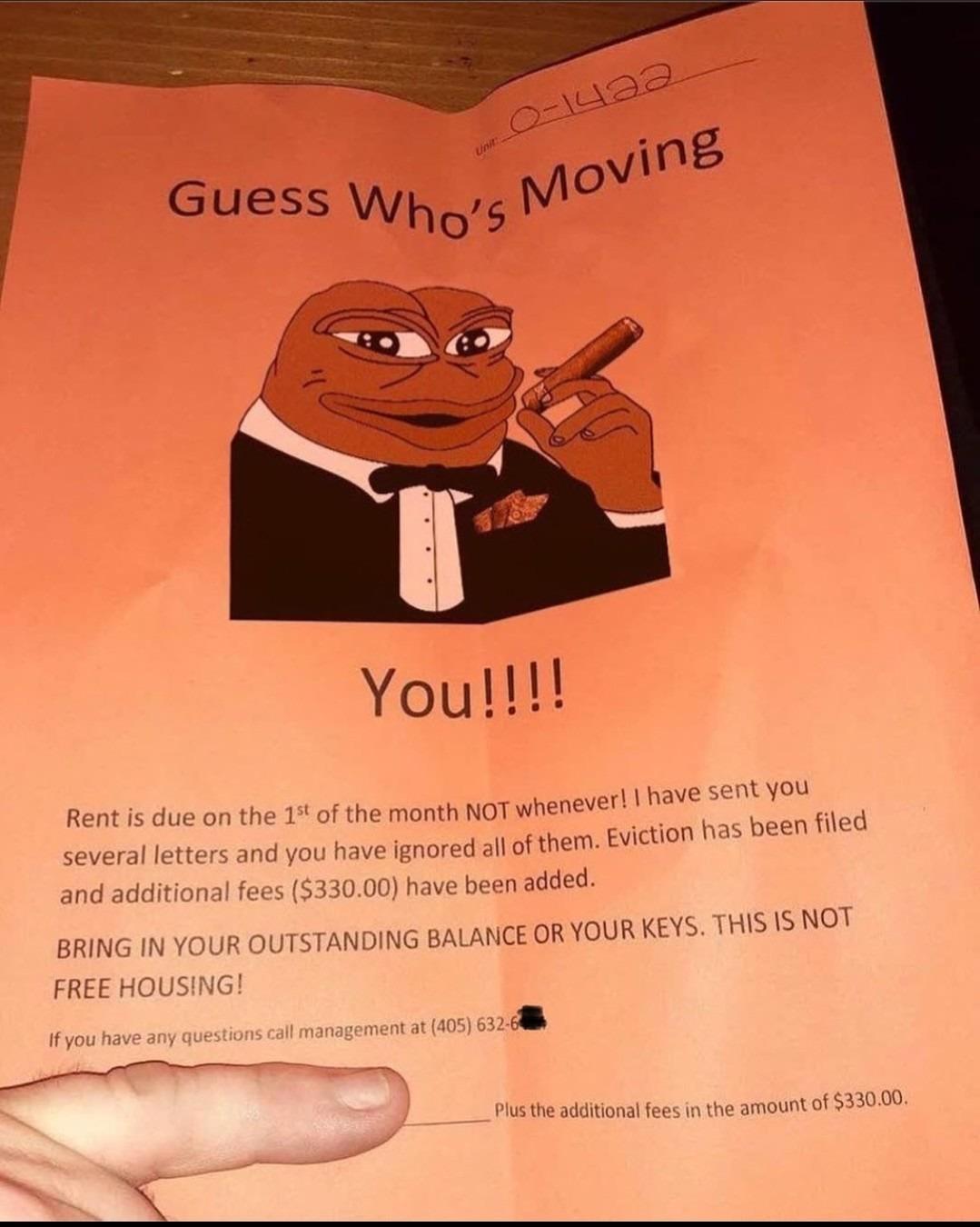 Gtfo - meme