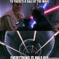 Savage Obi Wan