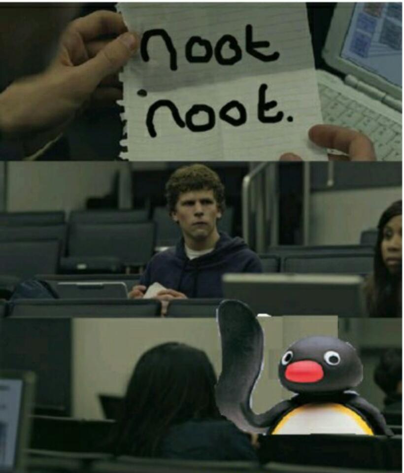 Noot Noot - meme