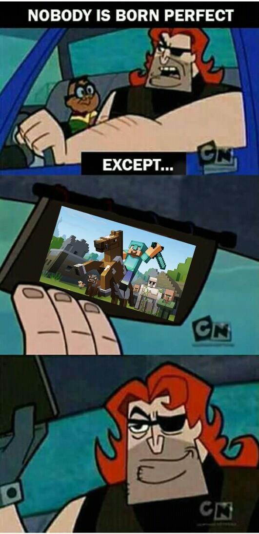 Perfeição - meme