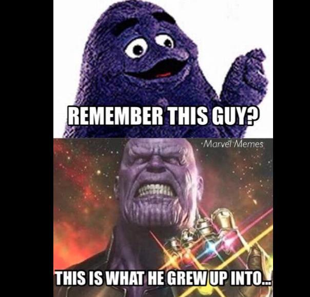 look what happend - meme