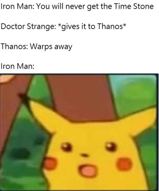 Time Stone - meme