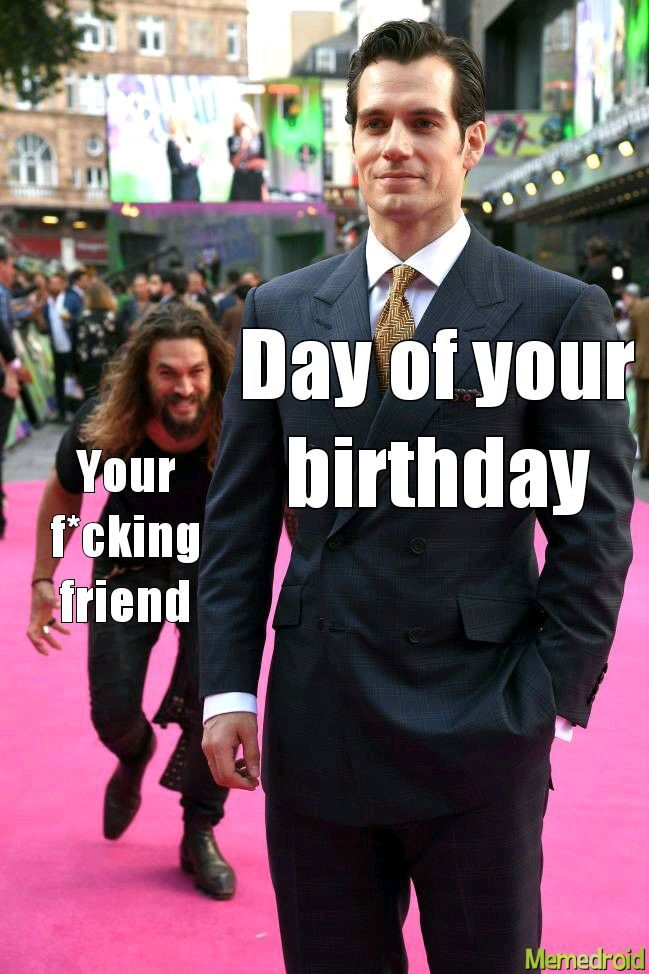 Hbd and spent to much money - meme