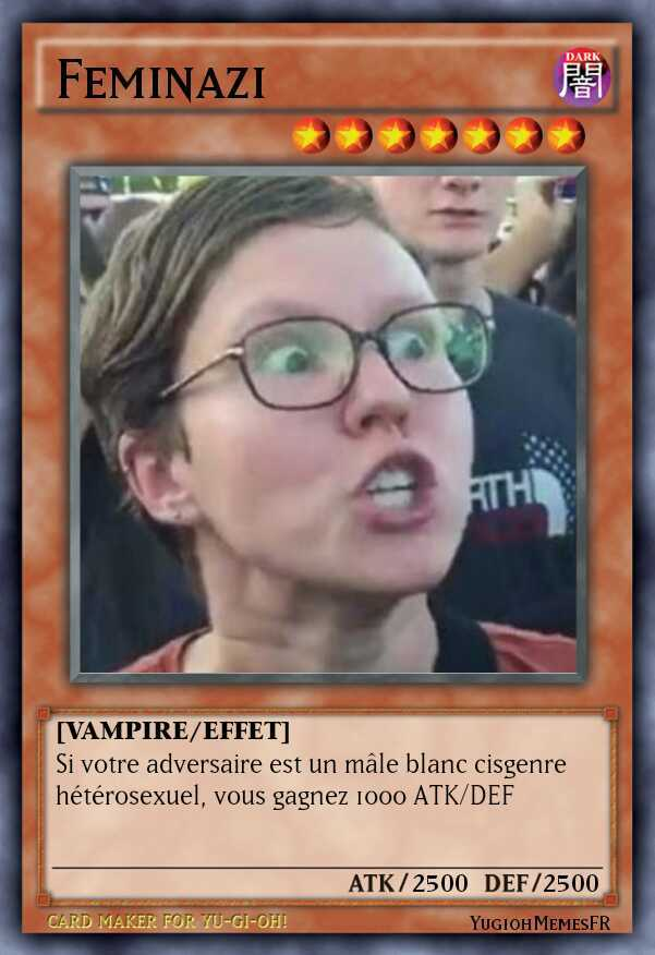 Nouvelle carte - meme