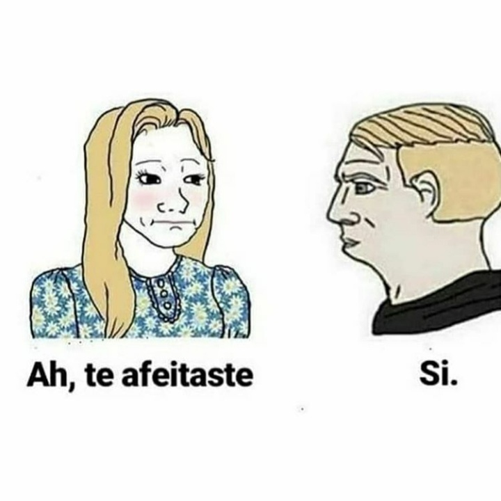 Alta facha - meme