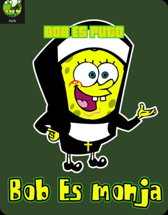 Bob es puto - meme