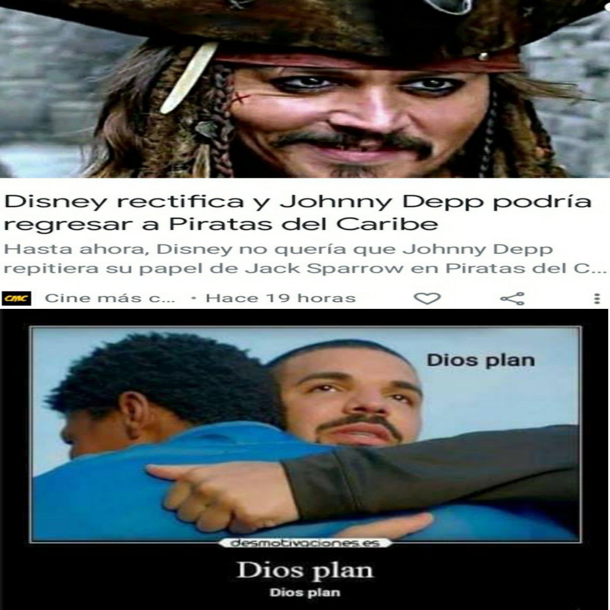 Dios Plan - meme