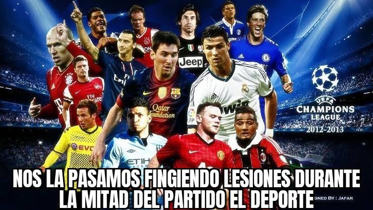Futbol - meme