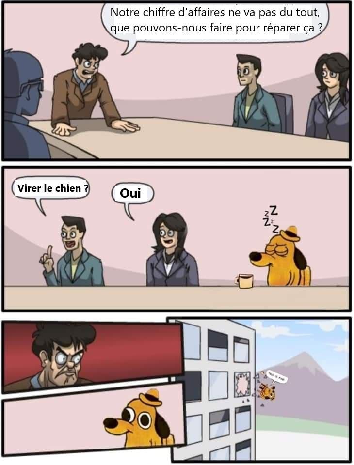 Petit crossover - meme