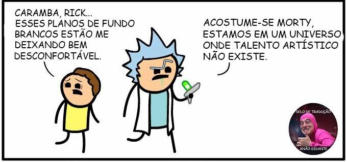 Kk eae Morty - meme