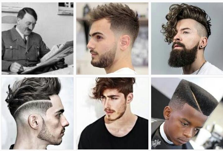 Girls love thoose hair cuts - meme