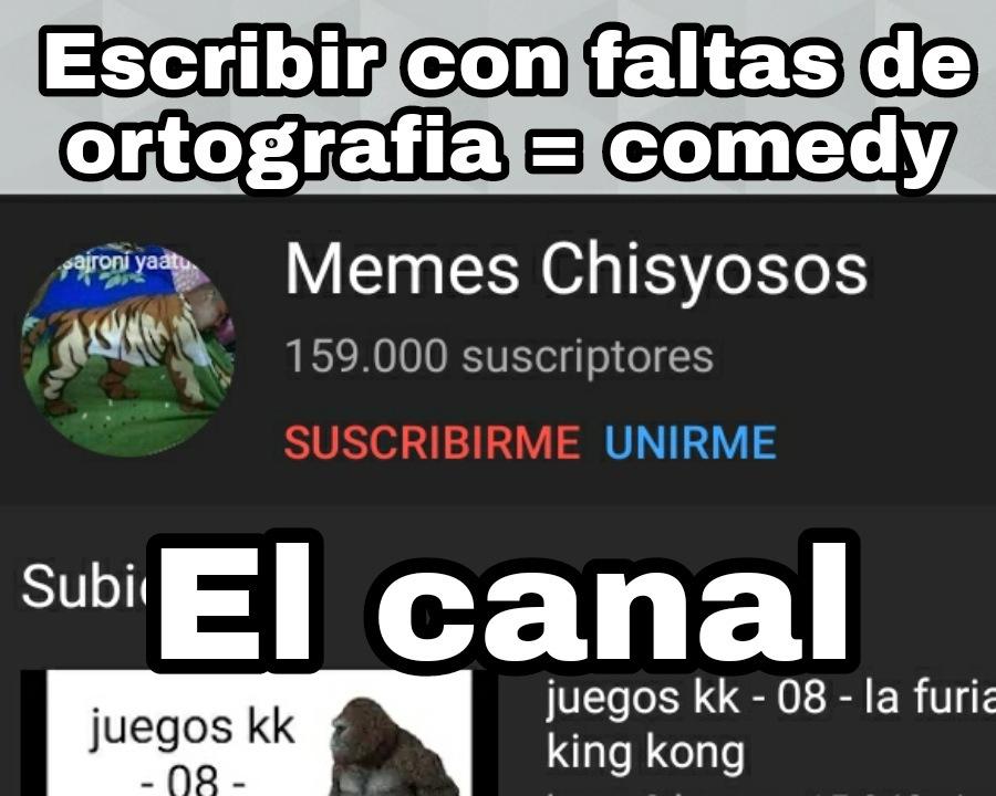 Comedy - meme