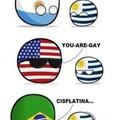 Nossa pequena guerra latina