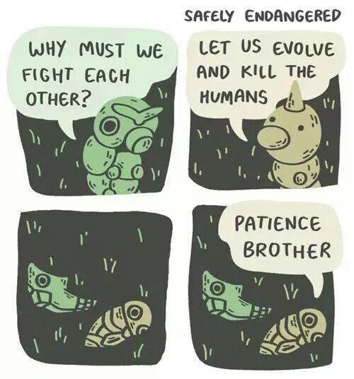 patients is key.... to level 11 - meme