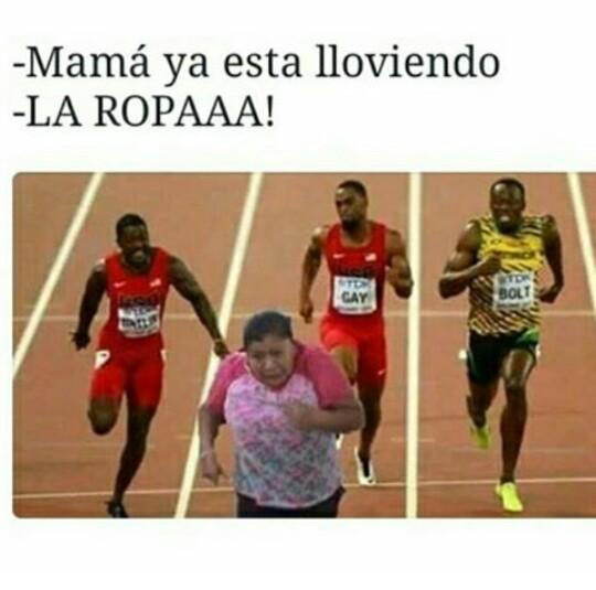 La Ropaaa - meme