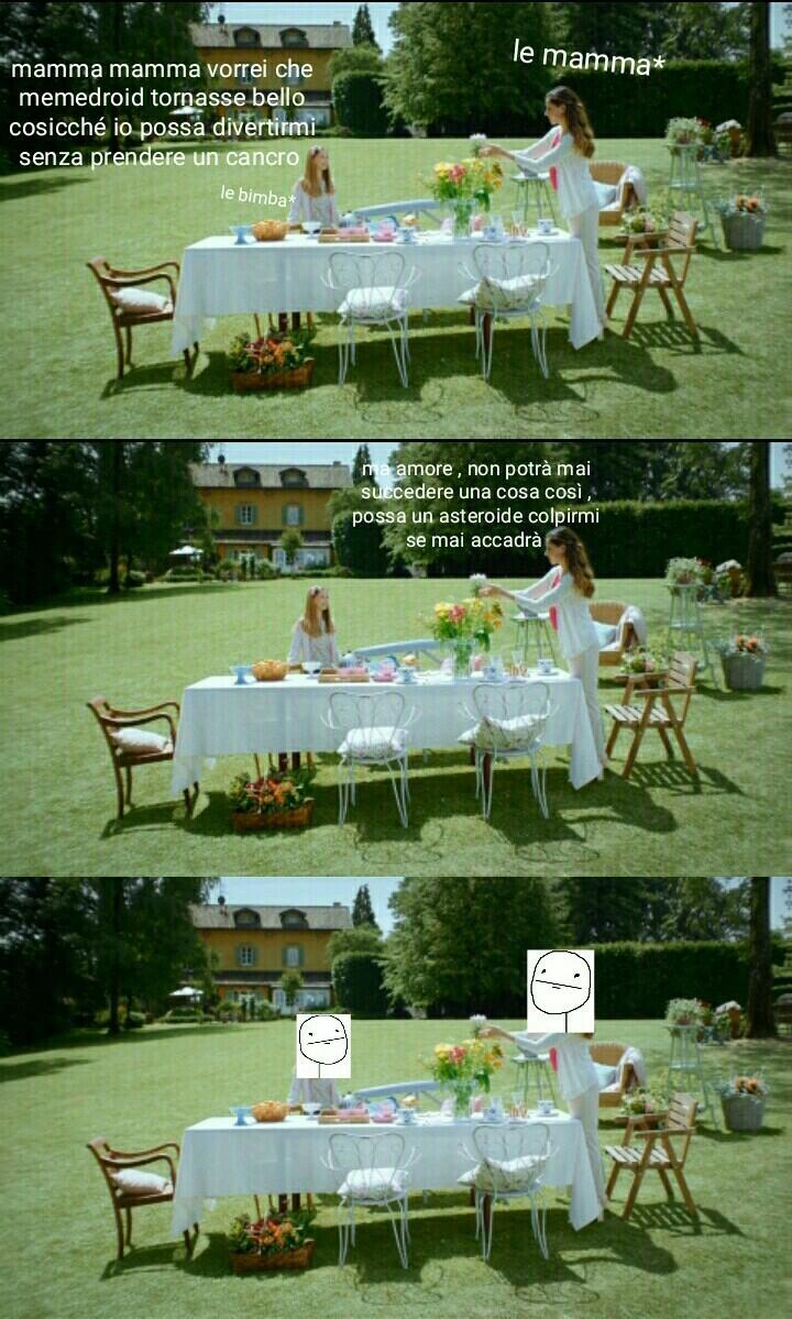 Scorrere in basso :) - meme