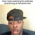 Ohio Potholes are ridiculous