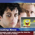 arrest this man for insulting green day