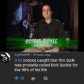 Poor dick