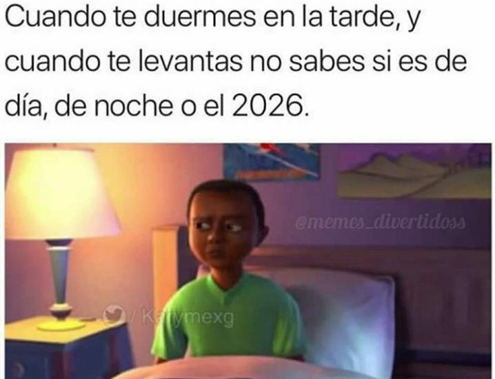 Típico del 2026 - meme
