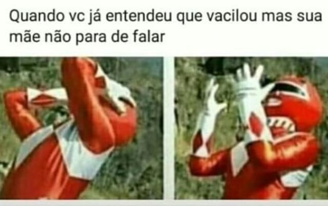 CARALHOOOO - meme