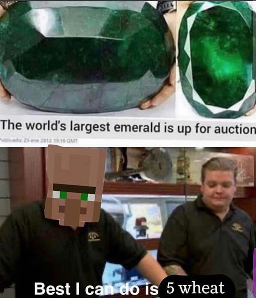 Emerald - meme