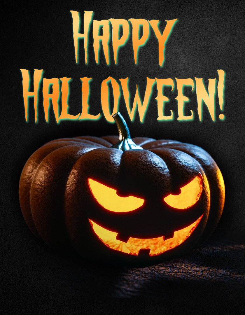 Happy Halloween! - meme