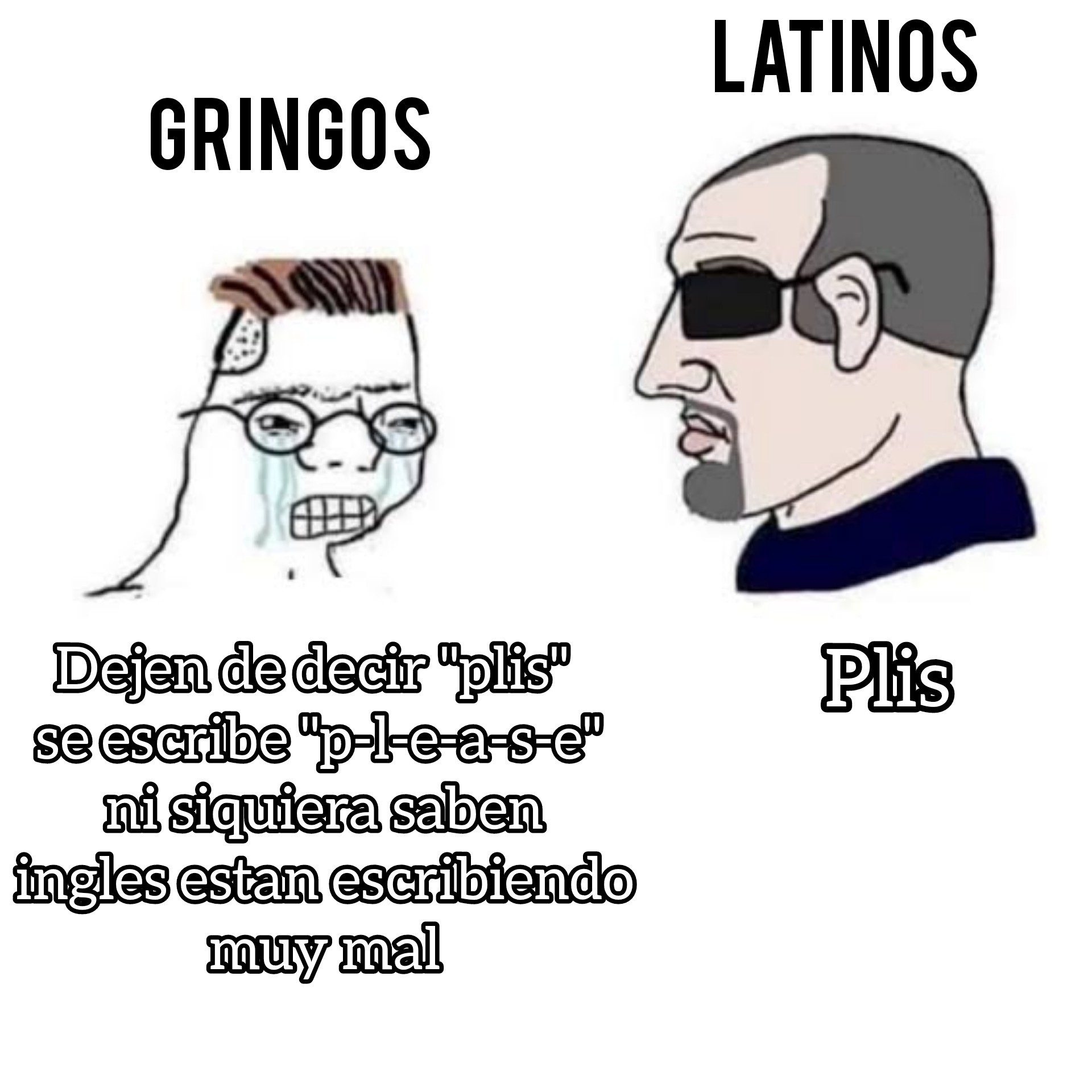 Plis - meme