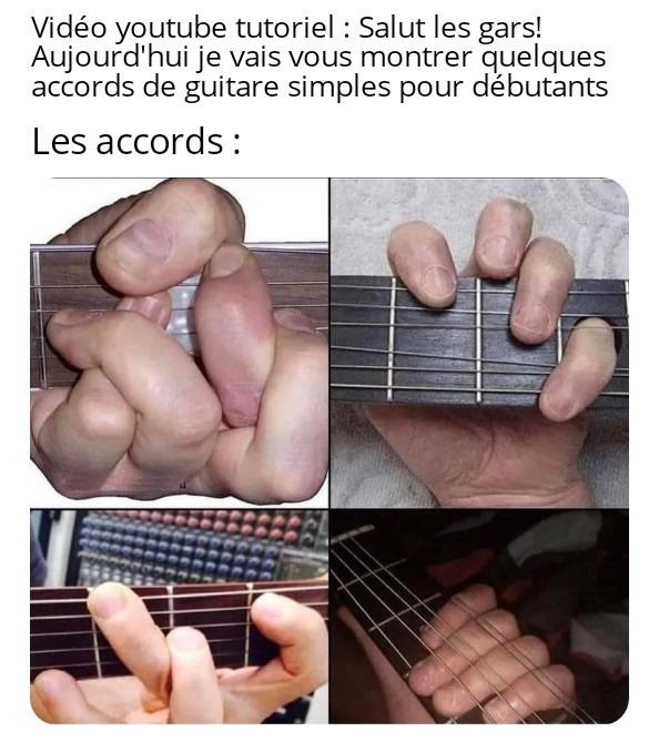 Des musiciens sur memedroid ?