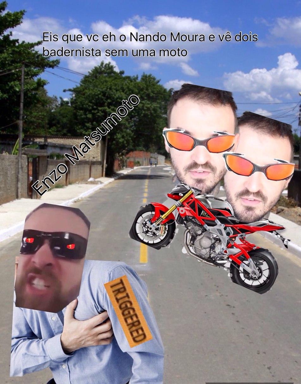 NANDO MOURA - meme
