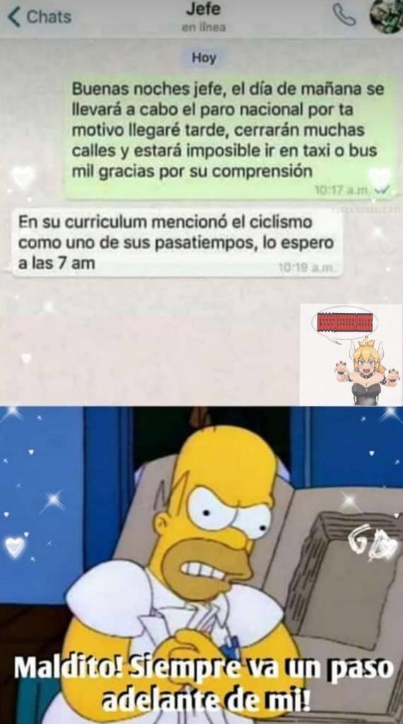 Ja C mamó - meme