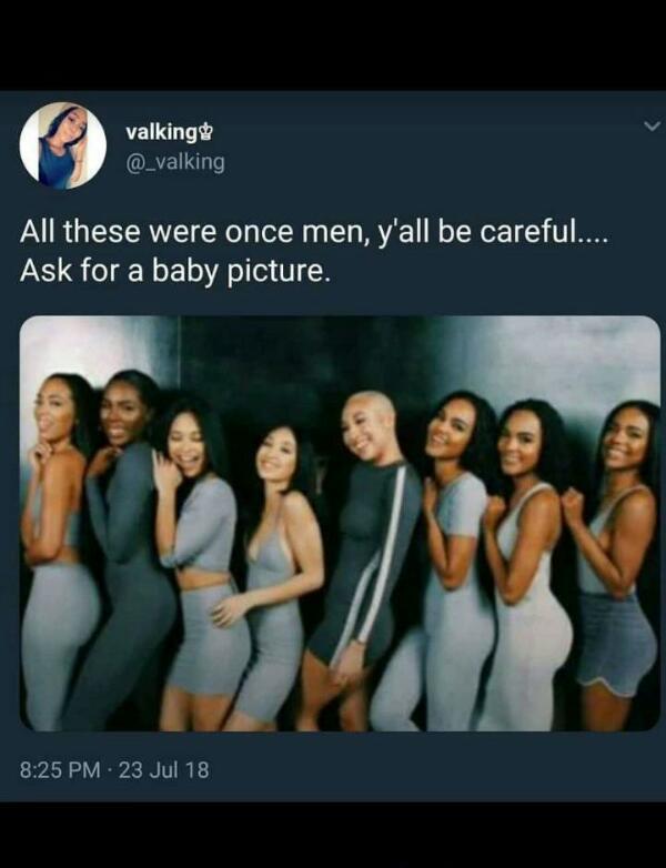 Careful please - meme