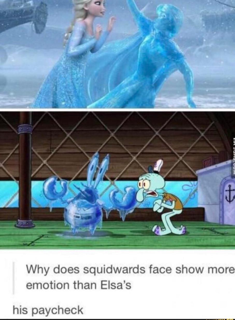 Frozen - meme