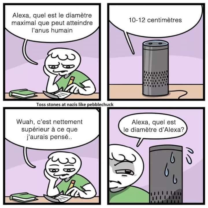 Alexa chan - meme