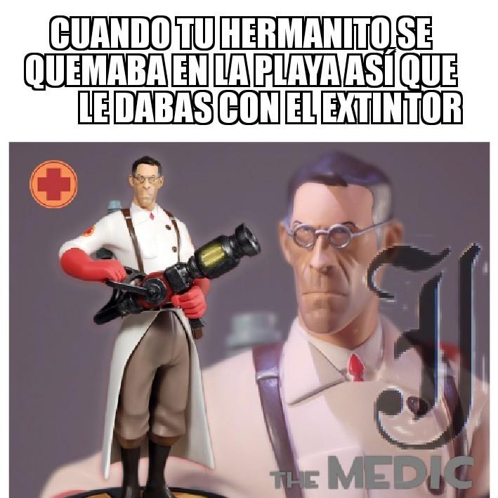 Médico - meme